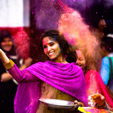 Holi Festival Of Colors Holiday - 9 Days